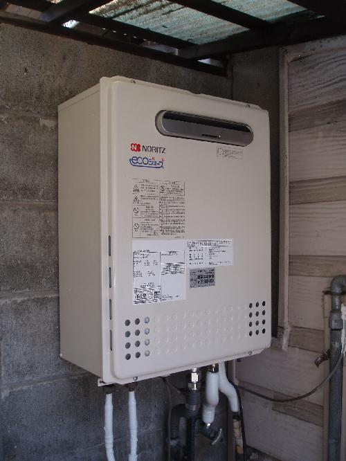 ノーリツエコジョ−ズ     GT-C2042AWX-BL    屋外壁掛ふろ給湯器