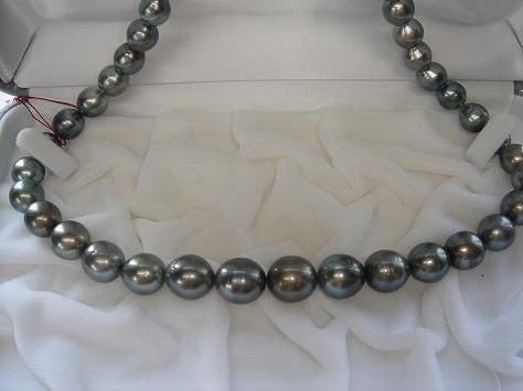 タヒチ産ネックレスB50561