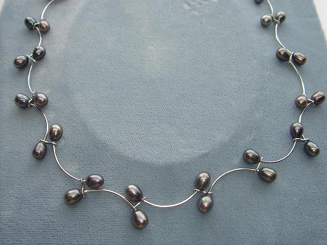 淡水真珠アクセサリ−543G