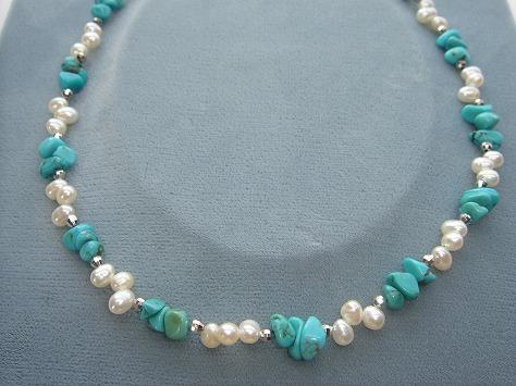 淡水真珠アクセサリ−778AE