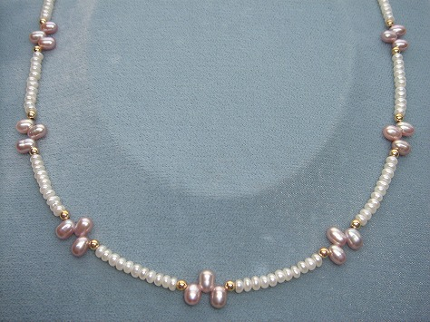 淡水真珠アクセサリ−FN364