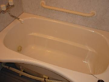 浴室 清掃後