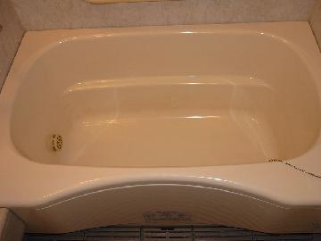 浴室 清掃前