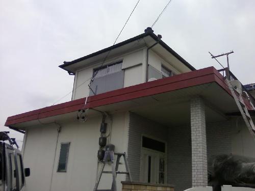 一般住宅 さび止め塗装(愛知県尾張旭市)