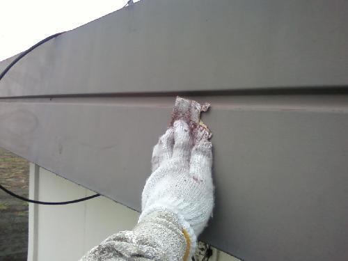 一般住宅 破風の塗り替え(愛知県瀬戸市)