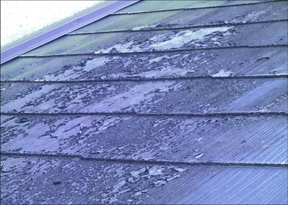 屋根の防水工事