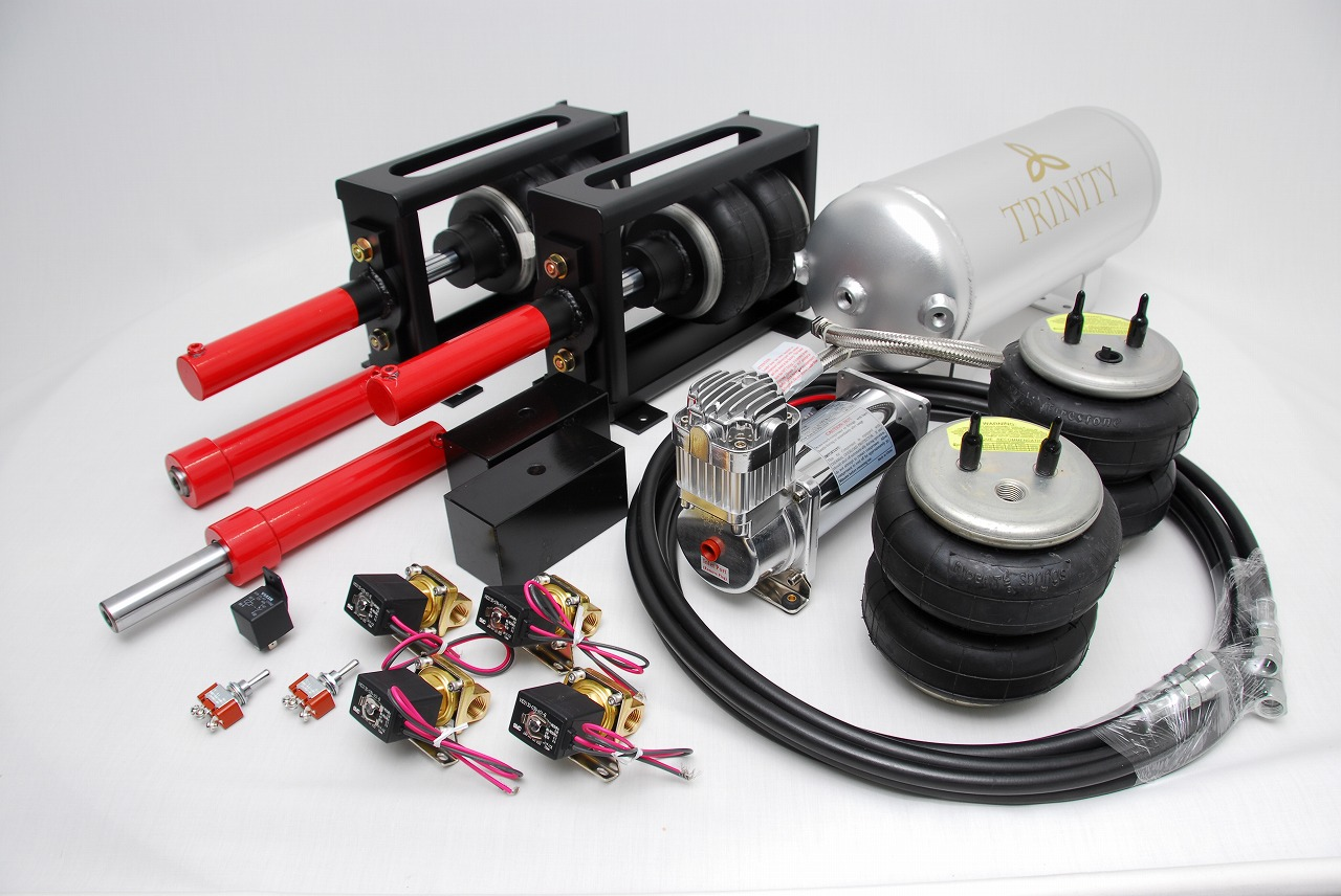 HYBRID AIR SUSPENSION KIT STAGE2(価格は詳細参照)