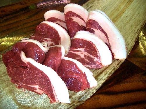 猪肉 焼肉用2人前(400g)