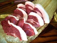 猪肉 焼肉用3〜4人前(600g)