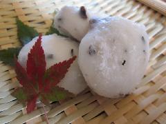 丹波篠山産 黒豆小もち(10個入り)