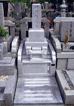 墓石≪和型≫