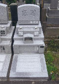 墓石≪洋型≫