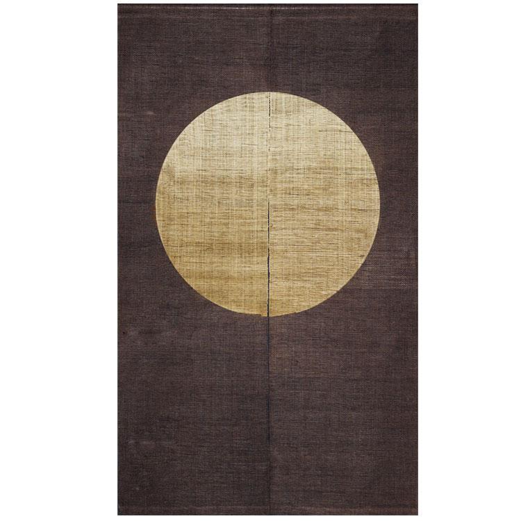 新古典 満月 88×150cm 麻100%