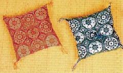 高級桐華織(新わた入)20cm角 4枚組 ビニール袋入