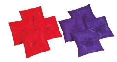 リンズ地座卓敷(新わた入)15cm角 4枚組 袋ナシ