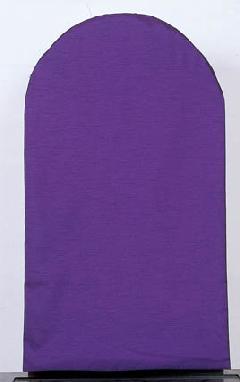ドレッサーカバー 紬織(家紋なし) 紺/エンジ/紫【受注生産】