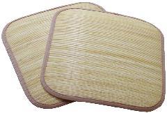 籐表皮クッション 1枚 43 × 43 cm