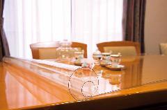 透明テーブルマット(1m/m)定型サイズ約1200×約10m巻