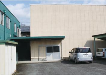 九州出張所 倉庫