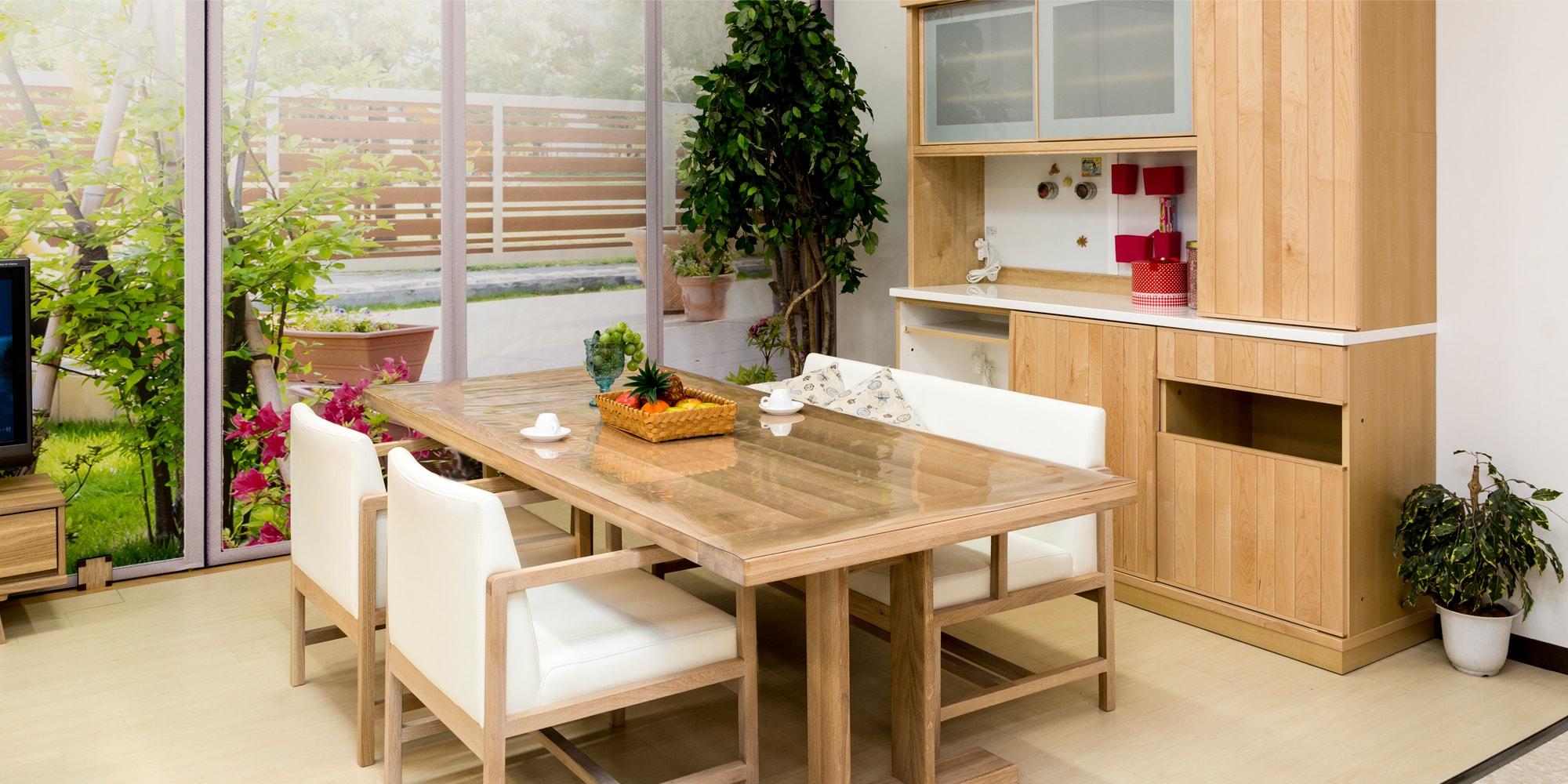 お客様の快適な生活空間をプロデュースいたします。