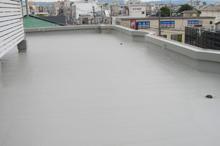 新規塩ビシート防水