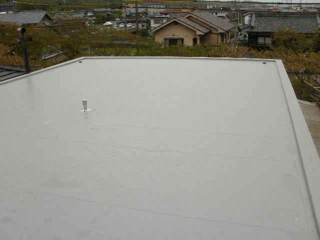 新規 塩ビシート絶縁工法