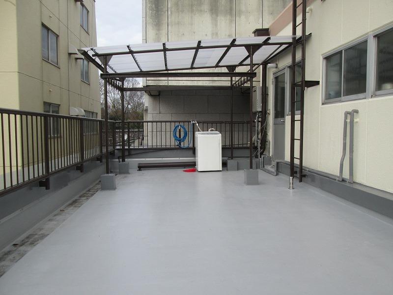 施工後 FRP防水
