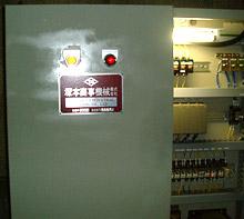 地下機械室油圧エレベーターリニューアル工事