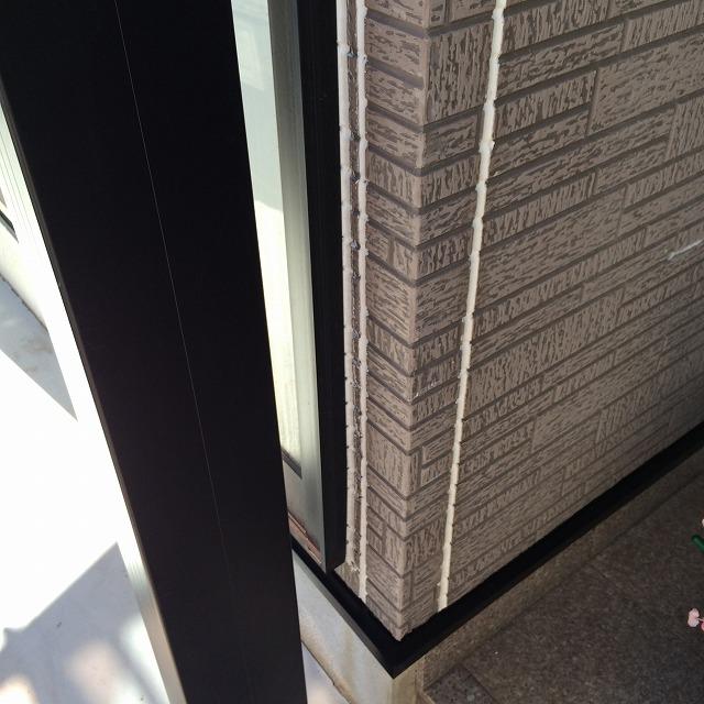 茶屋町 外壁塗装 下地処理