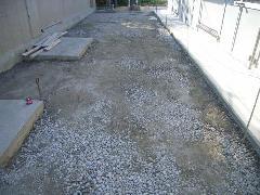 透水性プレート工事・デザインコンクリート工事