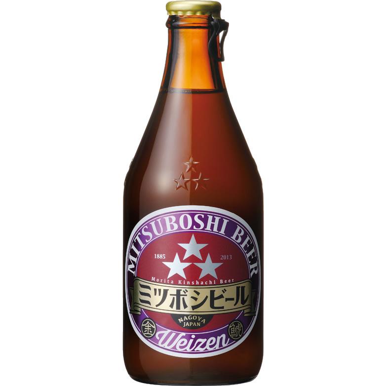 金しゃちビール ミツボシビールヴァイツェン 330ml