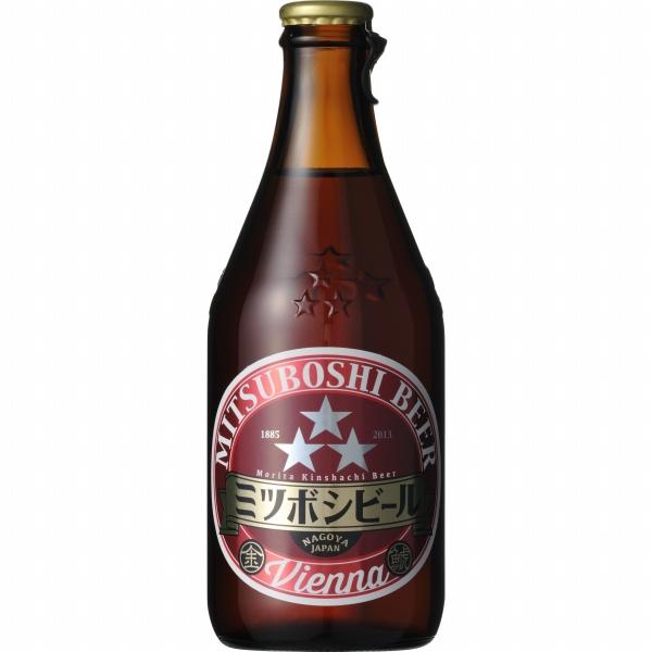 金しゃちビール ミツボシビールウインナスタイルラガー 330ml