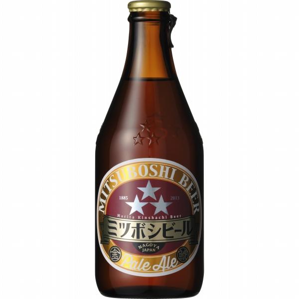 金しゃちビール ミツボシビールペールエール 330ml