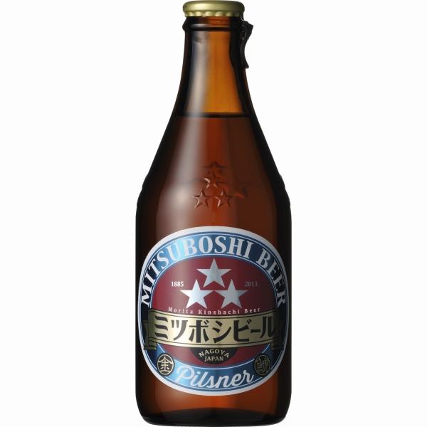 金しゃちビール ミツボシビールピルスナー 330ml