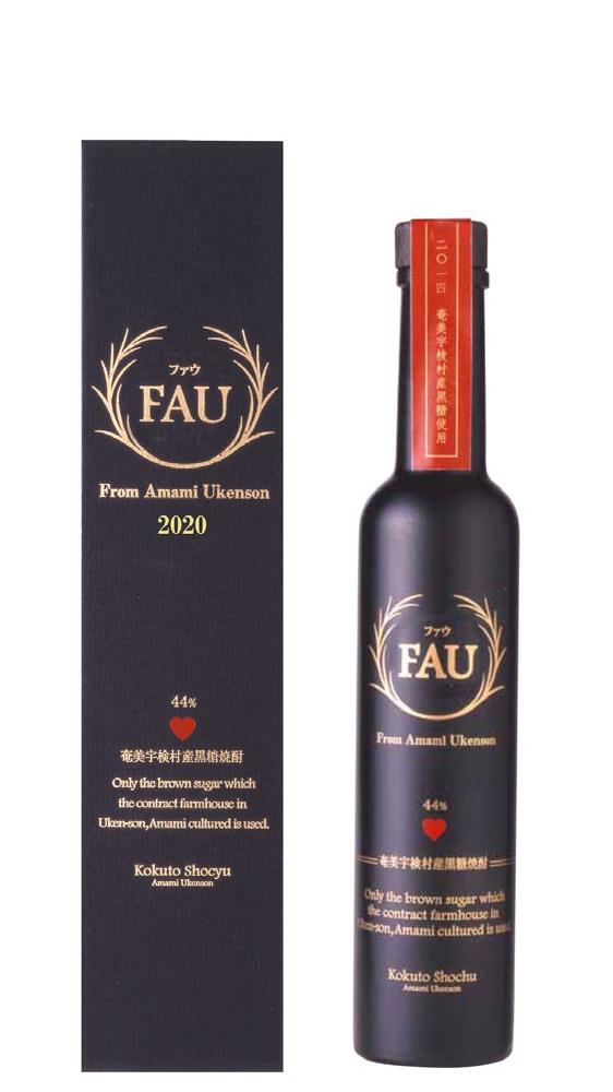 奄美黒糖焼酎 「FAU」300ml