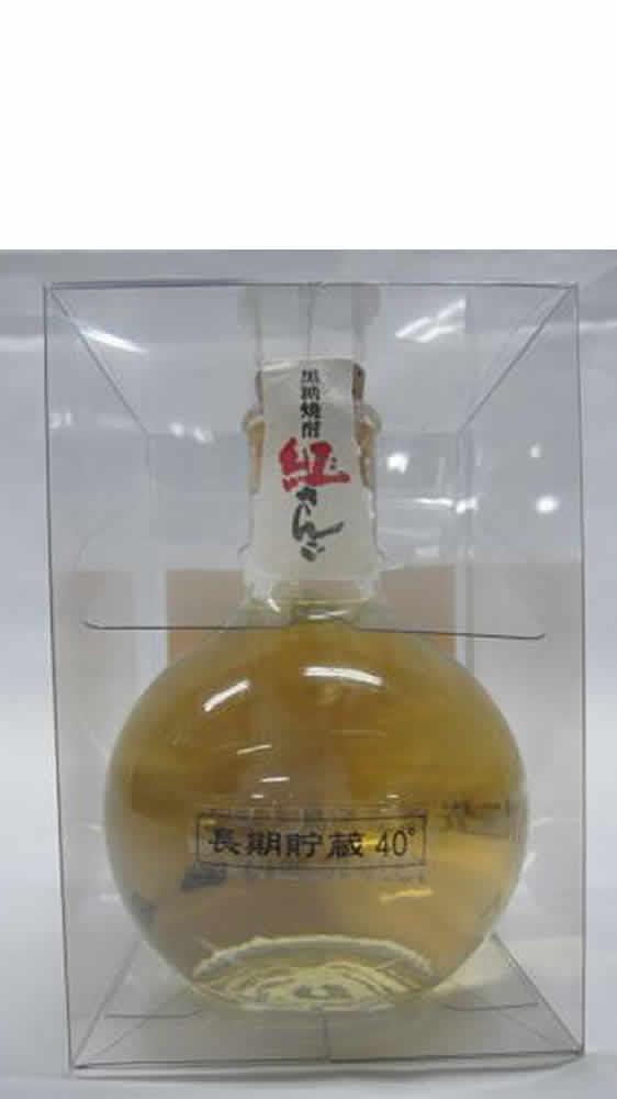 奄美黒糖焼酎 「紅さんご」180ml