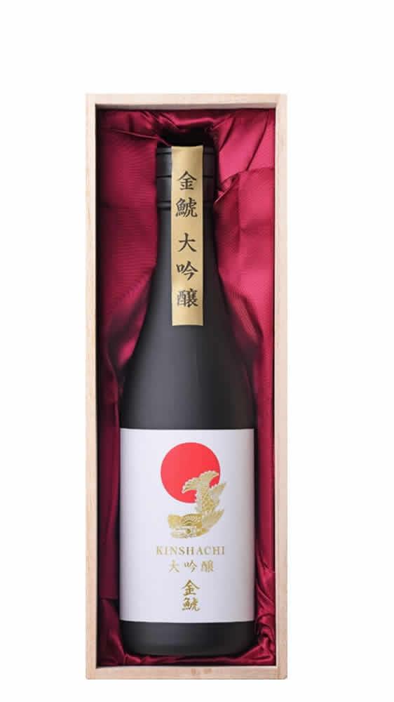 金鯱 大吟醸酒 720ml