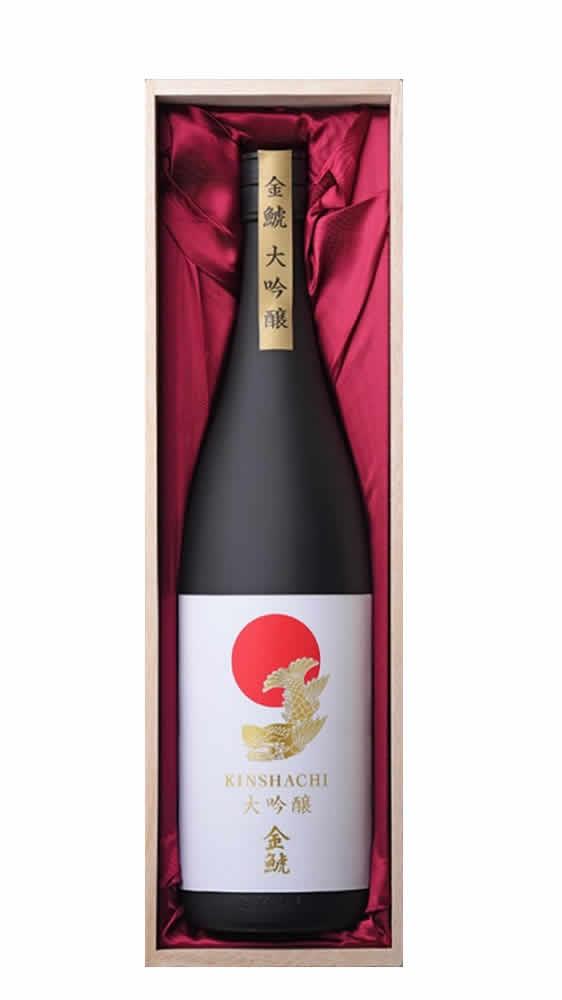 金鯱 大吟醸酒 1.8L