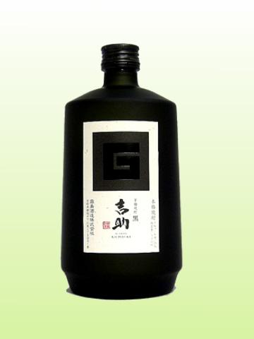 吉助<黒>(芋) 25度 720ml