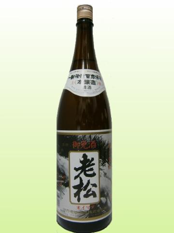 本醸造 「上撰」 1800ml