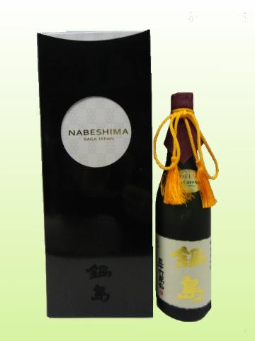 鍋島 純米大吟醸 特A地区山田錦35% 720ml