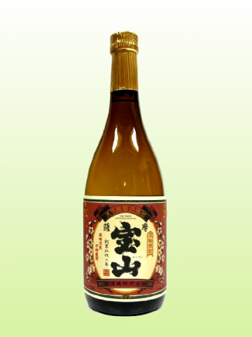 薩摩宝山 白麹 25度 720ml