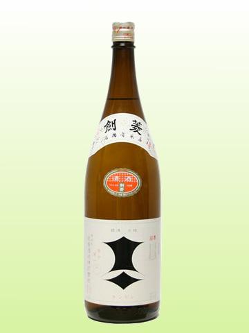 上選 剣菱  1800ml