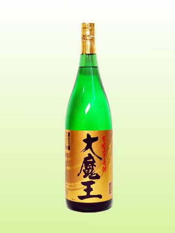 大魔王(芋) 25度 1800ml