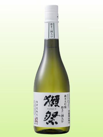 獺祭(だっさい) 純米大吟醸 磨き三割九分 720ml