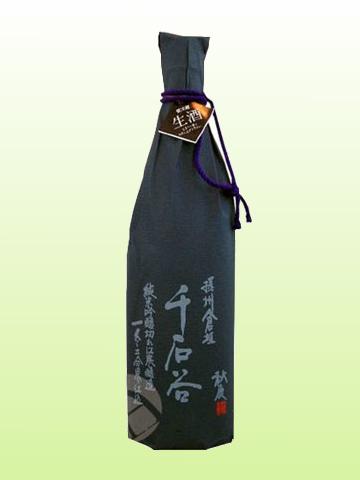 秋鹿 純米吟醸 千石谷 霜柱生酒 1800ml