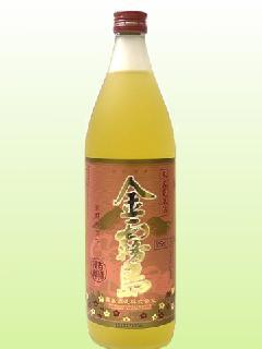 霧島酒造 金霧島 冬虫夏草酒 25度 900ml
