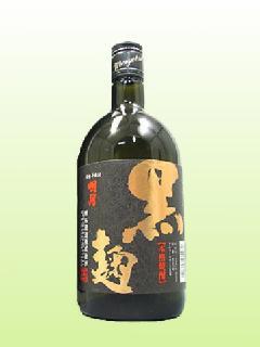 明月 黒麹(芋) 25度 720ml
