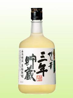 博多の華 三年貯蔵(麦) 25度 720ml