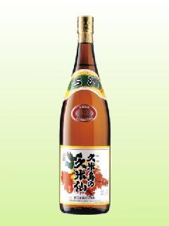久米島の久米仙 でいご古酒  泡盛43度 1800ml